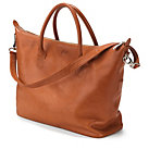 Ladies' Red-tan Leather Bag