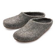 The 'Gottstein' Tyrolean Stone Sheep Felt Slipper | Shoes