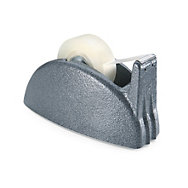 Grey Cast Iron Tape Dispenser  | Desk Supplies