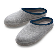 Haunold Gentlemen's Felt Slippers | Shoes