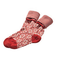 Jacquard Ladies' Knee Stocking  | Underwear & Socks