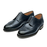 Ladies' Calfskin Leather Full Brogue | Shoes
