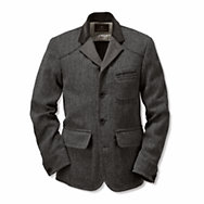 Nigel Cabourn Herrenjackett Raw Tweed | Mäntel und Jacken