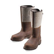 Trabert Felt Boot Men, 47 | Outdoor Shoes
