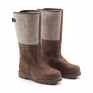 Trabert Ladies' Felt Boot | Shoes