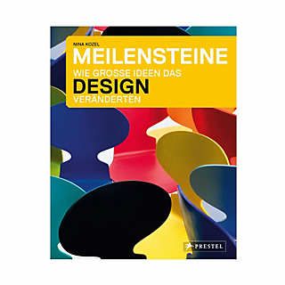 Buch Meilensteine Design  | Magazin