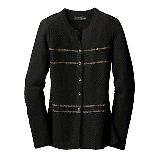 Damen-Strickjacke Alpaka | Strickwaren