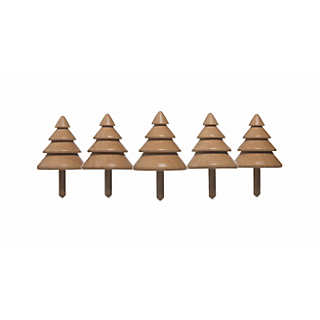 Kreisel Tree Tops, 5er-Set  | Magazin
