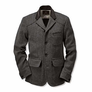 Nigel Cabourn Herrenjackett Raw Tweed | Jacken