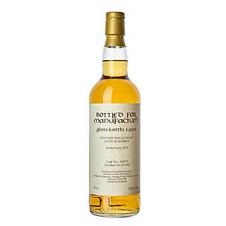 Single Malt Glen Keith 1992 | Alkoholische Getränke
