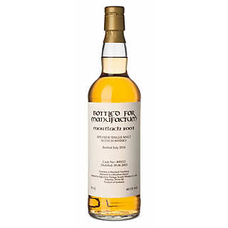 Single Malt Whisky Mortlach 2003  | Spirituosen