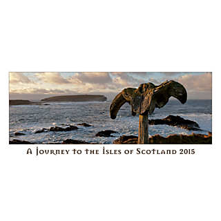 Wandkalender 2015: Scottish Islands | Medien