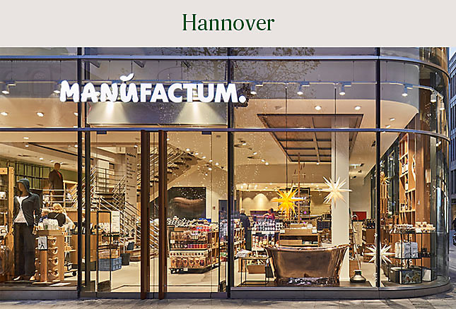 Manufactum in Hannover