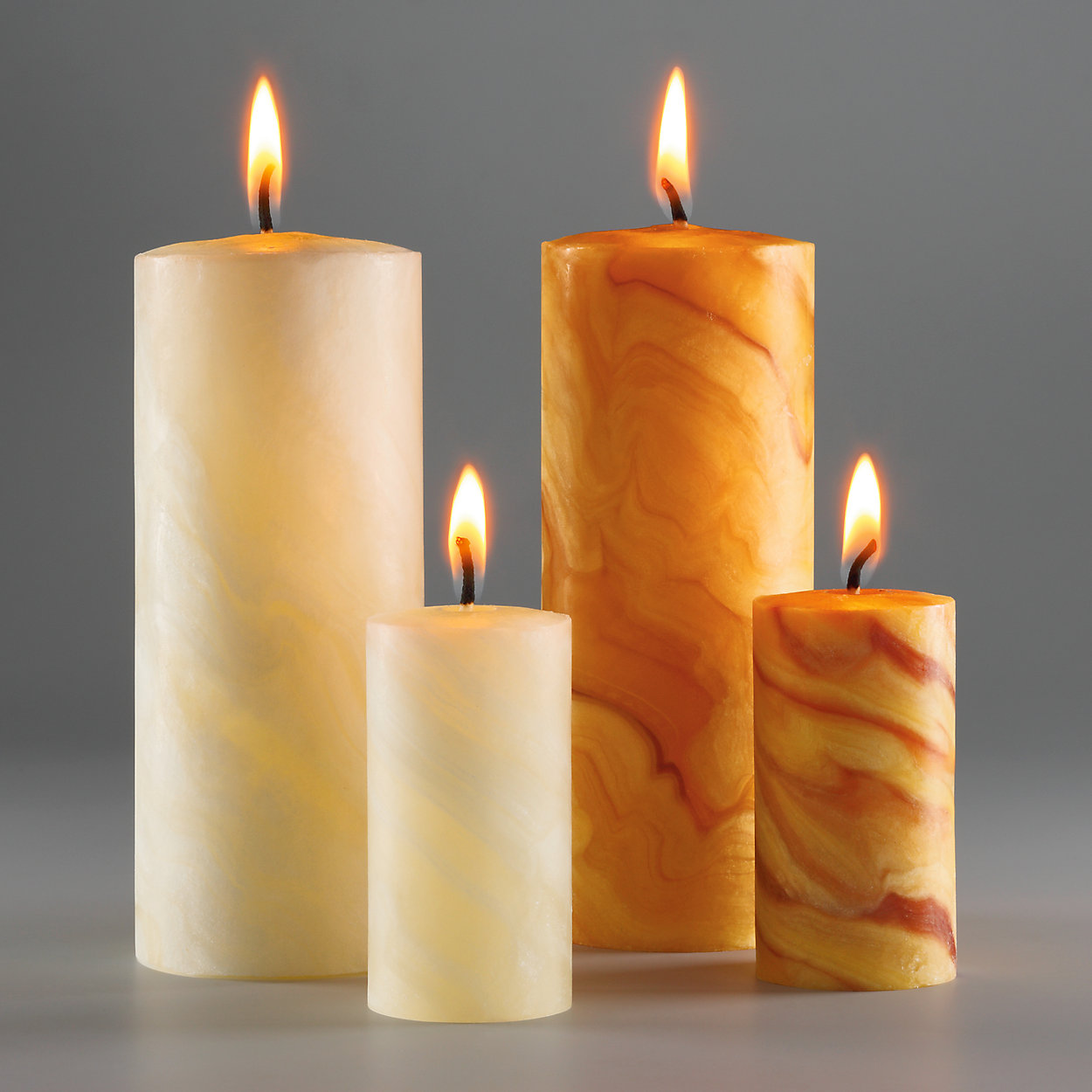 Advent Candle Beeswax Small