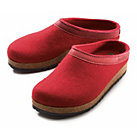 Haflinger Wool Felt Slipper
