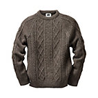 Black Sheep Aran Pullover_01