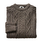 Black Sheep Aran Pullover_02