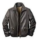 Men's Horsehide Roadster Jacket_01