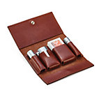 Merkur travel shaving case, calf leather_02