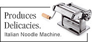 Italian Noodle Machine