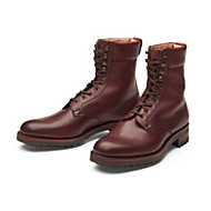 Cheaney hoher Schuh Rindleder