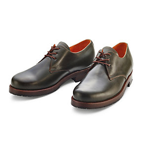 Dinkelacker Cow Leather Derby Shoes