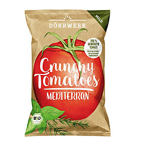 Dörrwerk Tomatenchips mild