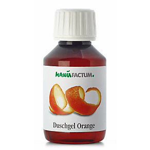 Duschgel Orange Manufactum