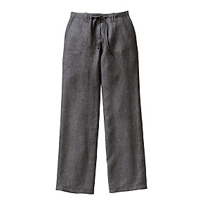 Flemish Linen Ladies' Trousers