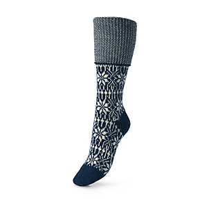 Jacquard Knee High Socks