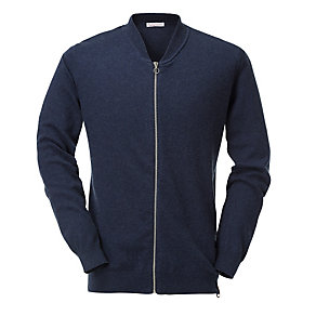 Knowledge Cotton Apparel Herren-Strickjacke