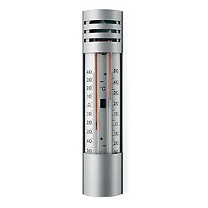 Minimum-Maximum-Thermometer Aluminium