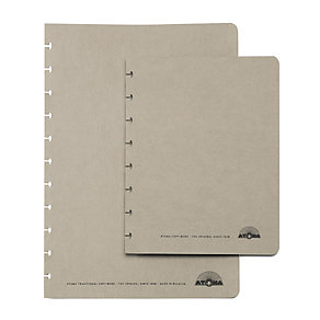 Set of Extra Wide A4 Texon Covers