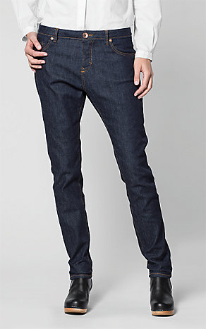 Good Society Damen-Jeans Tapered