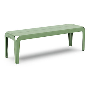 Bank Bended Bench 140