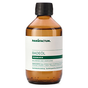 Bath Oil by Manufactum, Rosemary Oil