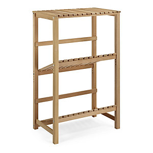 Beechwood Drink Rack