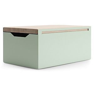 Bread Box MK45 Pastel Green RAL 6019