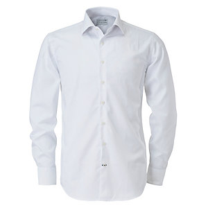 Carpasus Men's Shirt White