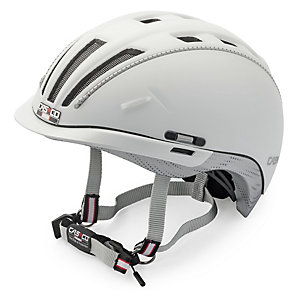 Casco Roadster Bicycle Helmet, White