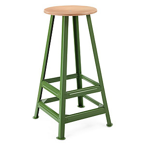 Chemnitz Bar Stool, Reseda Green