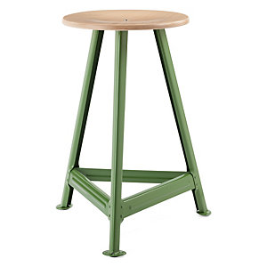 Chemnitz Stool Large, Reseda Green