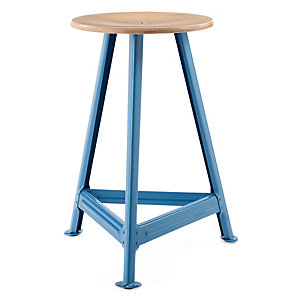 Chemnitz Stool Large, Light Blue
