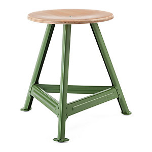 Chemnitz Stool Small, Reseda Green