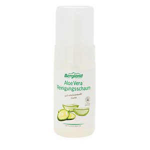 Cleansing Foam with Aloe Vera by Bergland