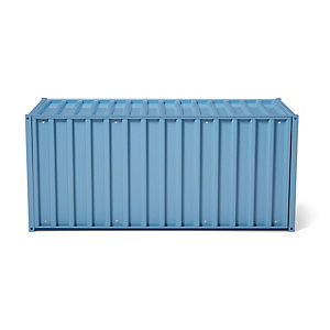Container DS Pastel Blue RAL 5024