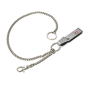 Double Key Chain with Belt Clip
