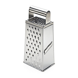 Four Edged Stainless Steel Grater