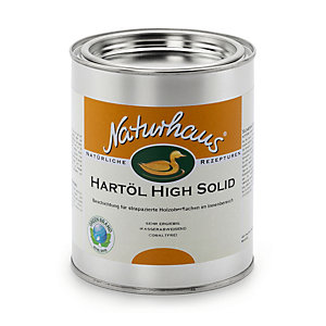 Hartöl High Solid