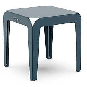 Hocker Bended Stool Graublau RAL 5008